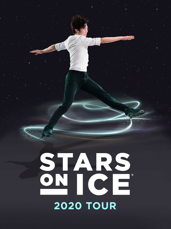 Stars on Ice Vertical Keyart - 2020