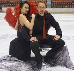 Madison Chock & Evan Bates