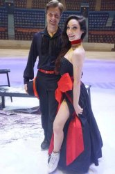 Meryl & Charlie in costume