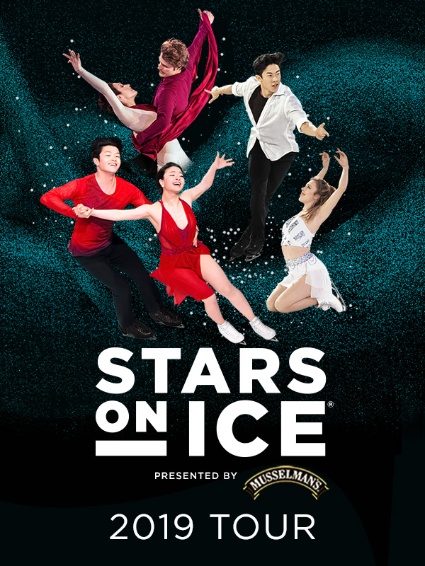 Stars on Ice Vertical Graphic - 2019