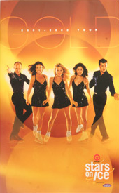 2002 Stars On Ice Gold Tour