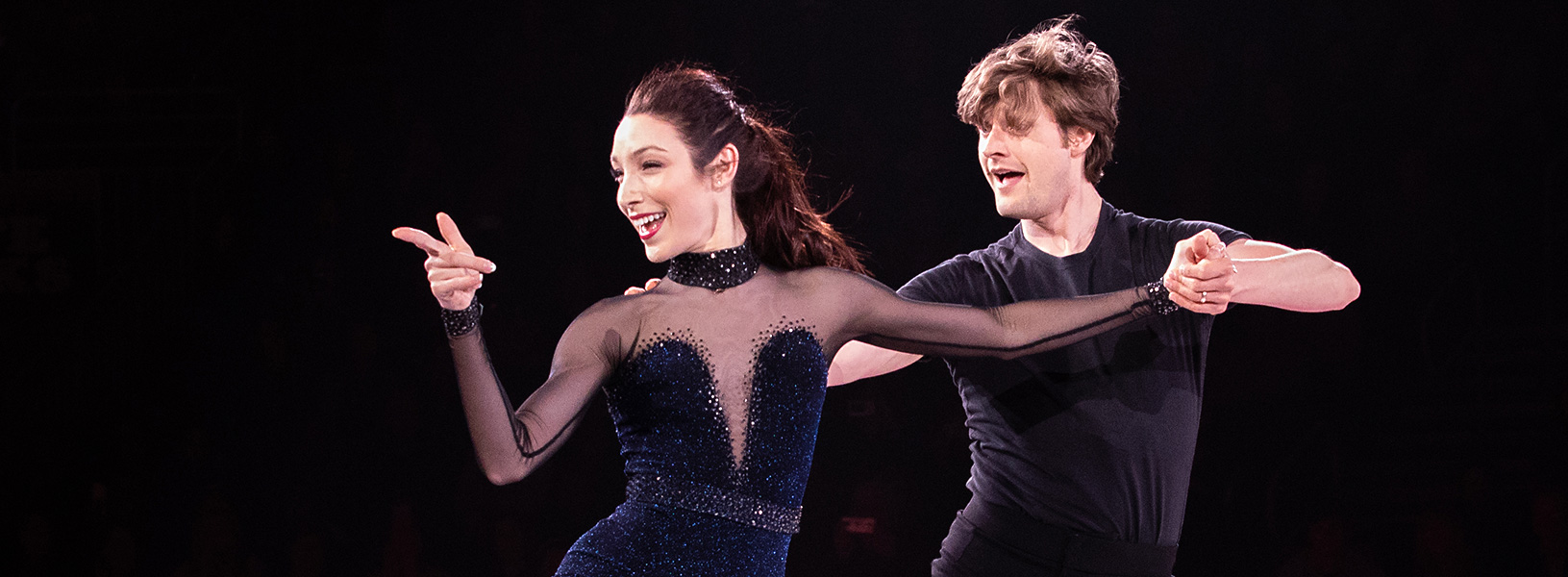 2015 STARS ON ICE DANCING FOR JOY Preview