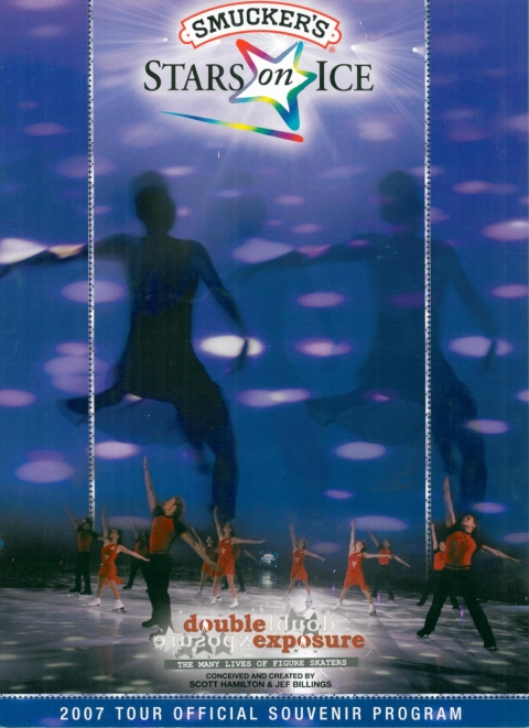 2007 Double Exposure - The Many Lives of Figure Skaters Tour