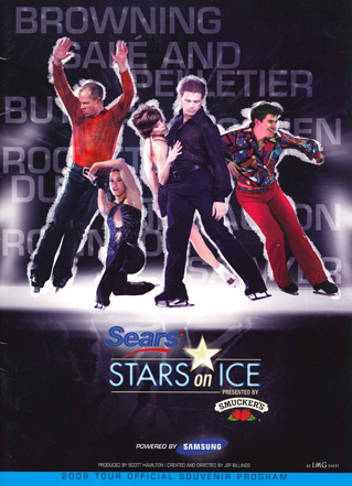 2009 Stars On Ice Tour