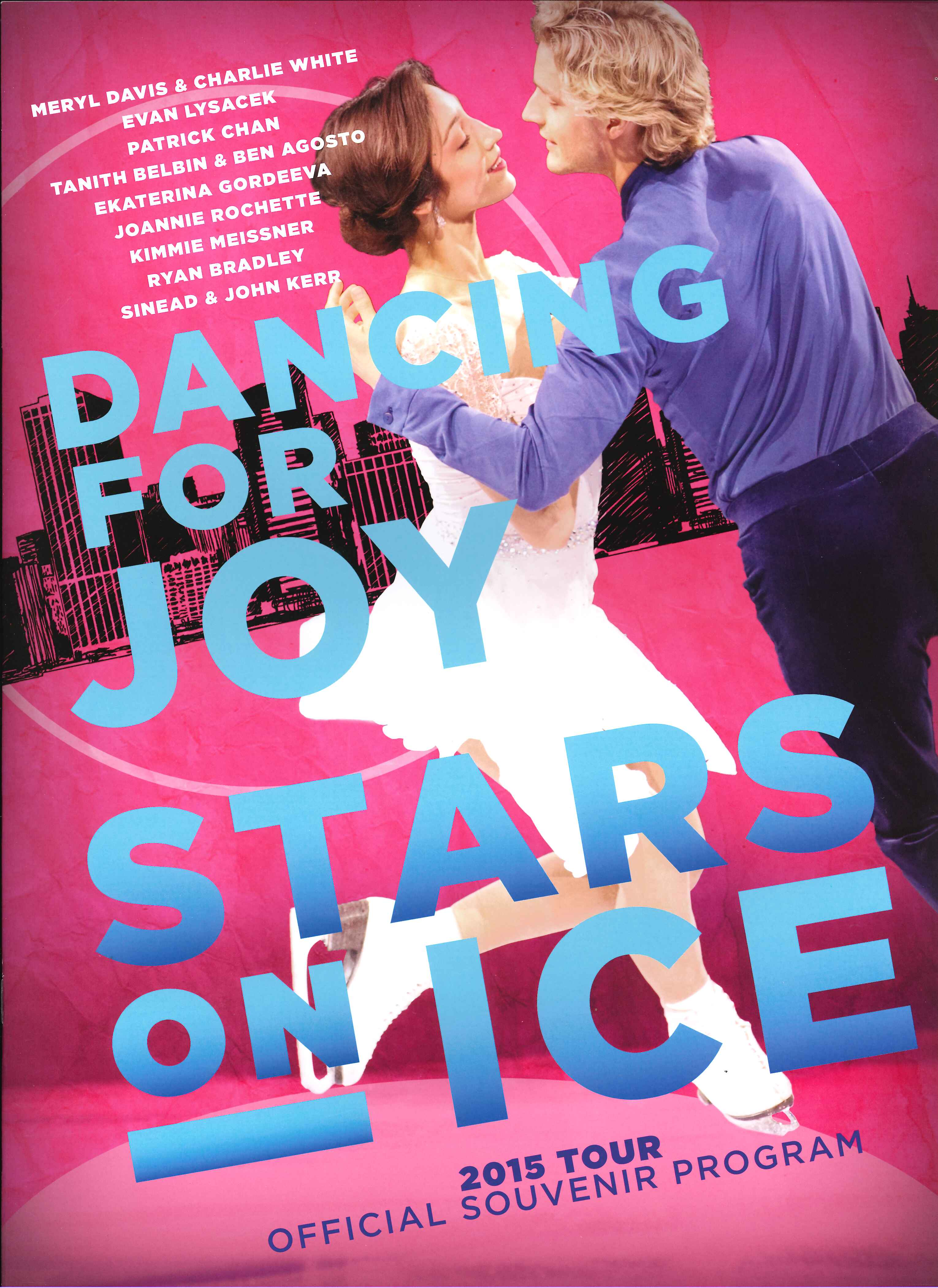 2015 Dancing For Joy Tour