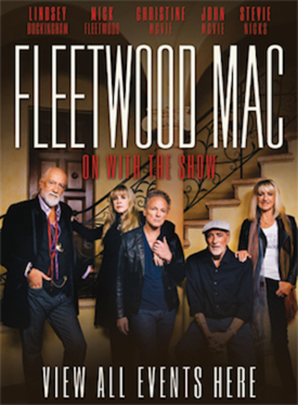 FLEETWOOD MAC ANNOUNCES 28 ADDITIONAL ON WITH THE SHOW TOUR DATES