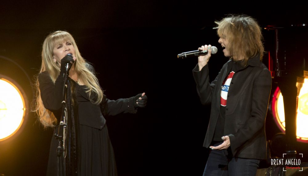 Stevie Nicks and the Pretenders at the Moda Center