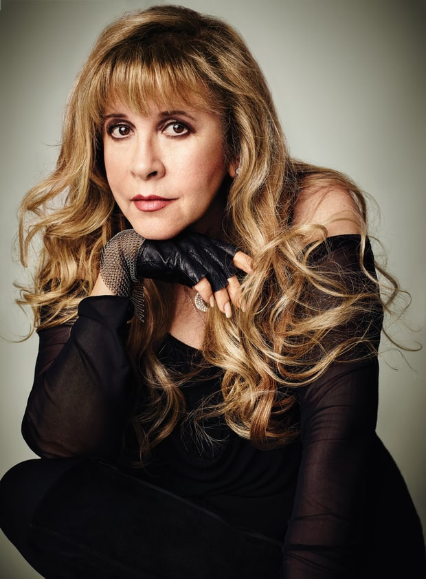 Stevie Nicks on The Late Late Show with James Corden October 6th