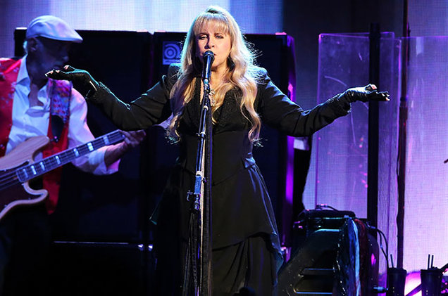 Stevie Re-Creates New Version of Her Classic 'Gypsy'