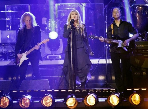 Stevie Nicks on James Corden's Late Late Show