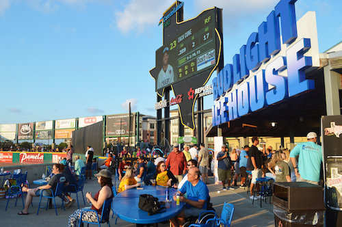 The Bud Light Ice House Provides A Relaxing Destination For Fans To  Socialize And Grab One Of Their Favorite Ice Cold Beverages.