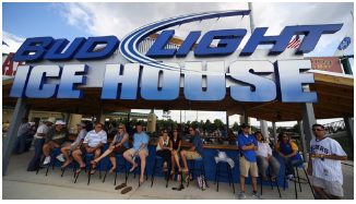 Sugar Land Skeeters Bud Light Ice House