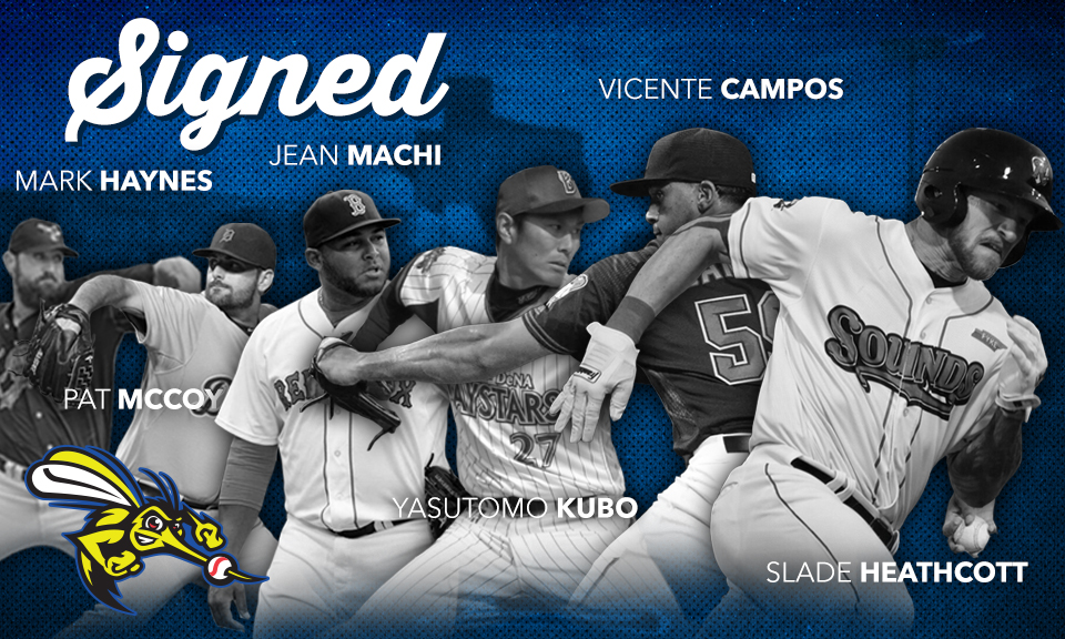 Skeeters Announce Acquisition of Six Players