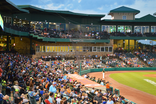 Sugar Land Skeeters Concourse