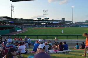 Sugar Land Skeeters Grassland Seats