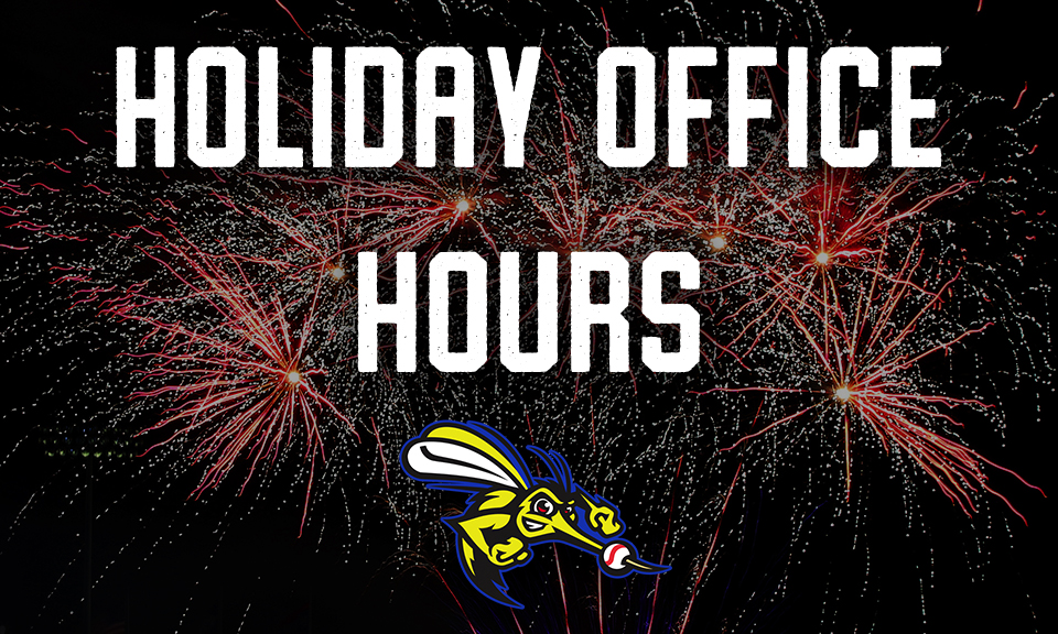 Holiday Hours Update