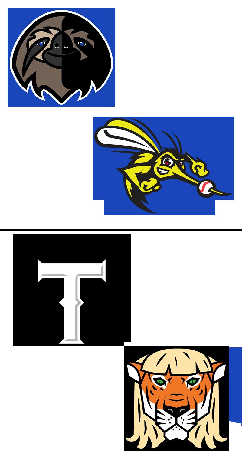Sugar Land vs. Skeeters / Texas vs. Eastern (DH)