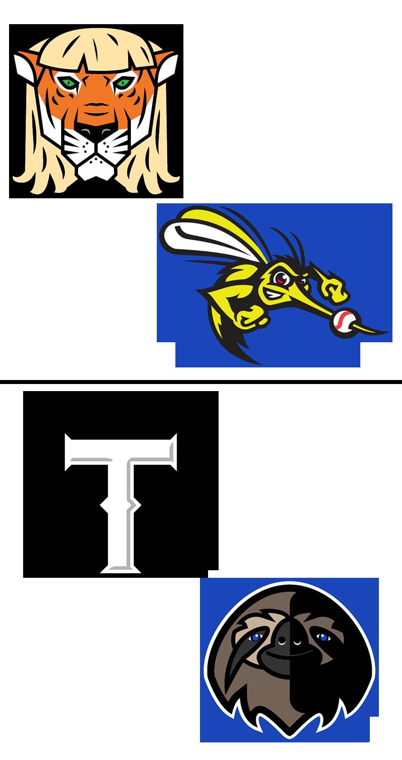 Eastern vs. Skeeters / Texas vs. Sugar Land (DH)