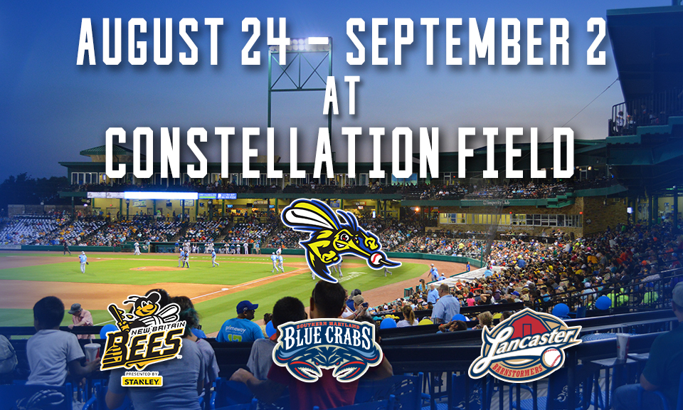 August 24 - September 2 at Constellation Field