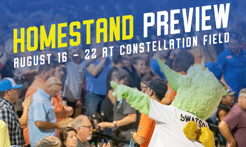 August 16 - 22 at Constellation Field