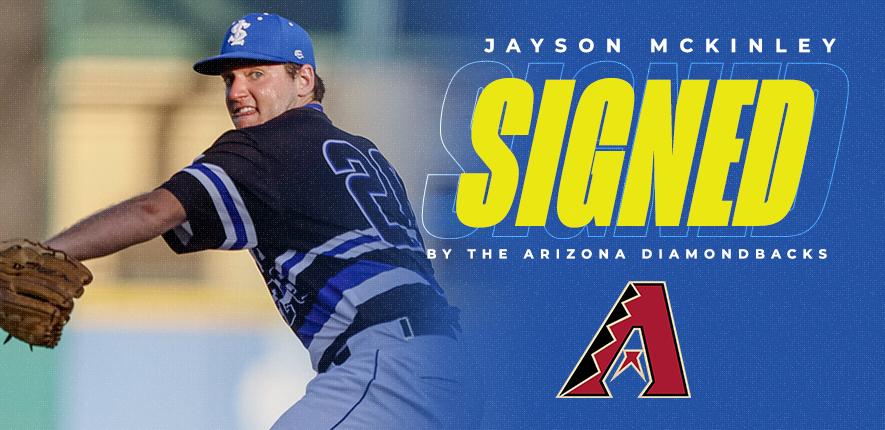 Arizona Diamondbacks Re-Sign CEL RHP Jayson McKinley