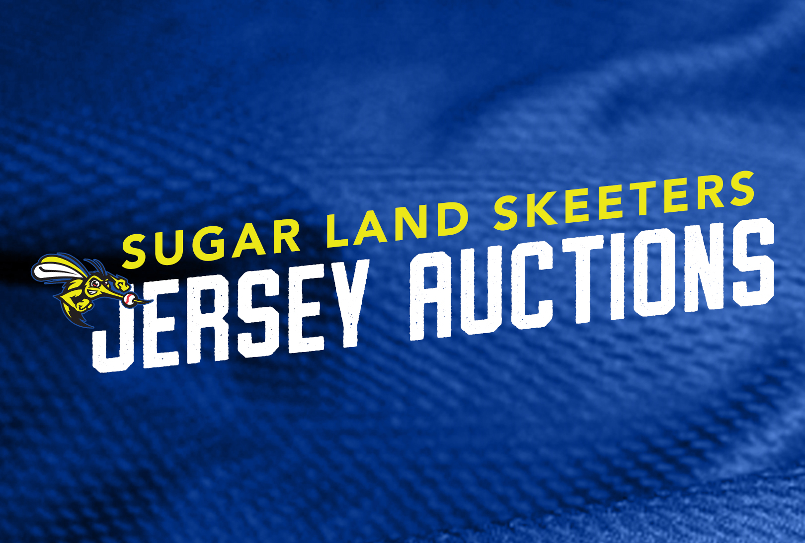 Skeeters Jersey Auctions