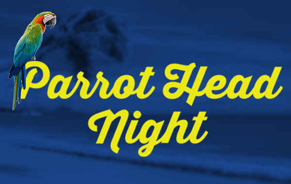 Parrot Head Night / Jersey Giveaway