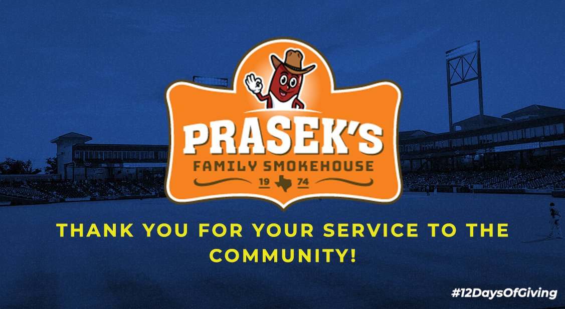 Prasek's Family Smokehouse Lends a Helping Hand to Community
