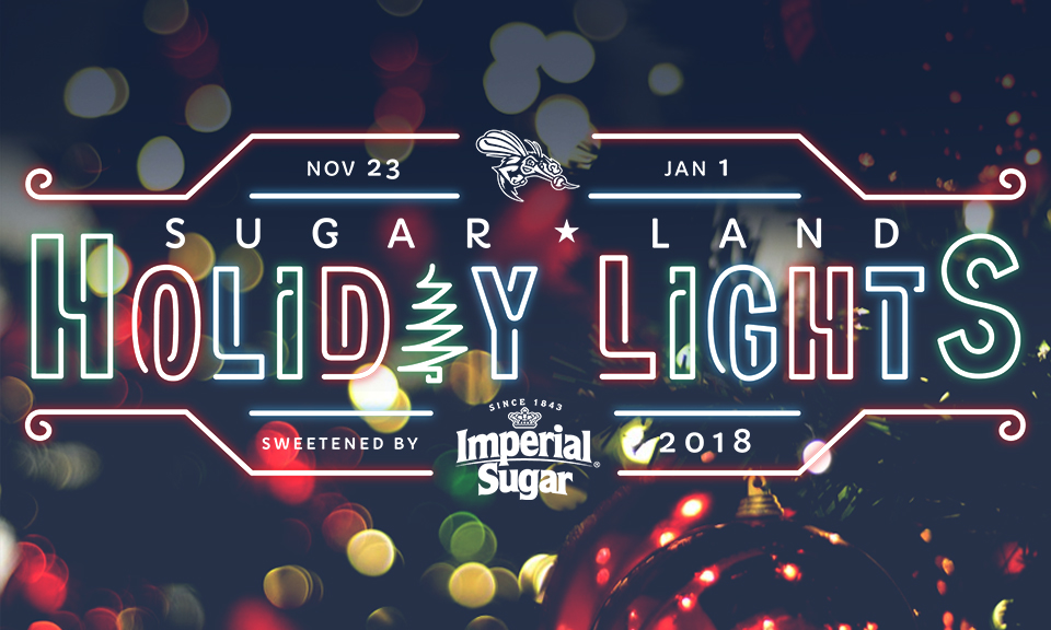 New Attractions and Theme Nights Arriving at 5th Annual Sugar Land Holiday Lights