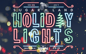 Sugar Land Holiday Lights 2018