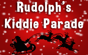 Sugar Land Holiday Lights - Rudolph's Kiddie Parade