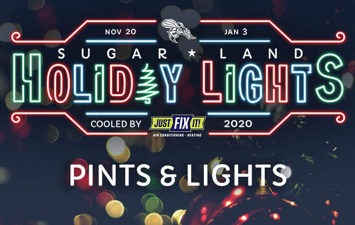Sugar Land Holiday Lights: Pints & Lights