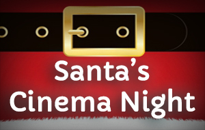 Sugar Land Holiday Lights - Santa's Cinema Night