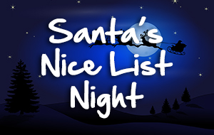Sugar Land Holiday Lights - Santa's Nice List Night