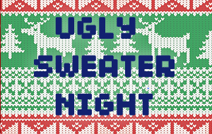 Sugar Land Holiday Lights - Ugly Sweater Night