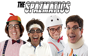 Spazmatics Post Game Concert