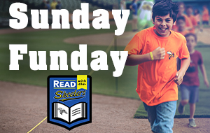 Sunday Funday - Read With the Skeeters