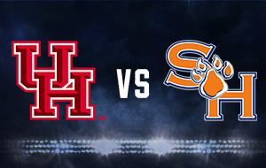 UH vs. Sam Houston