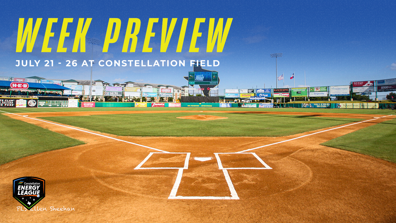July 21 - 26 at Constellation Field