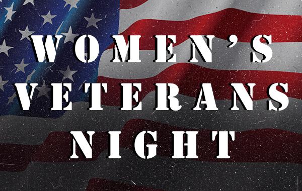 Women's Veterans Night