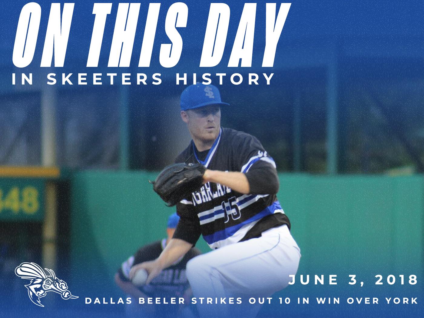 This Day in Skeeters History: June 3