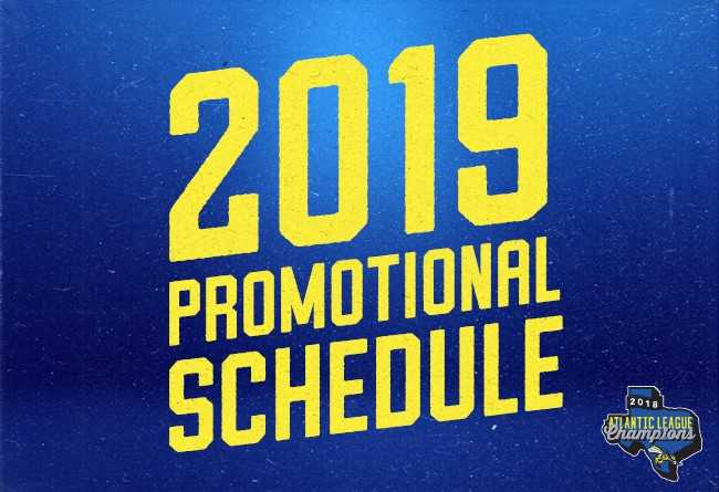 Skeeters Announce 2019 Promotional Schedule
