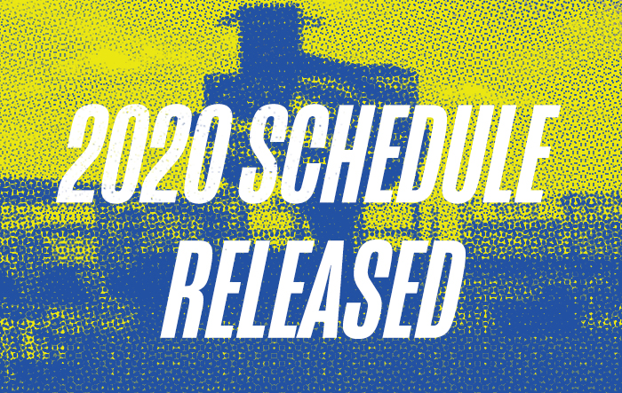 Skeeters Announce 2020 Regular-Season Schedule