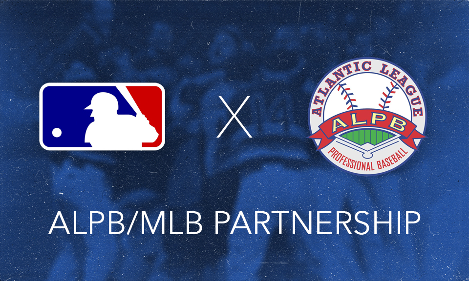 MLB, ATLANTIC LEAGUE ANNOUNCE NEW PARTNERSHIP TO TEST EXPERIMENTAL PLAYING RULES AND EQUIPMENT INITIATIVES