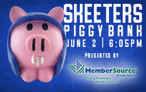 Skeeters Piggy Bank Giveaway