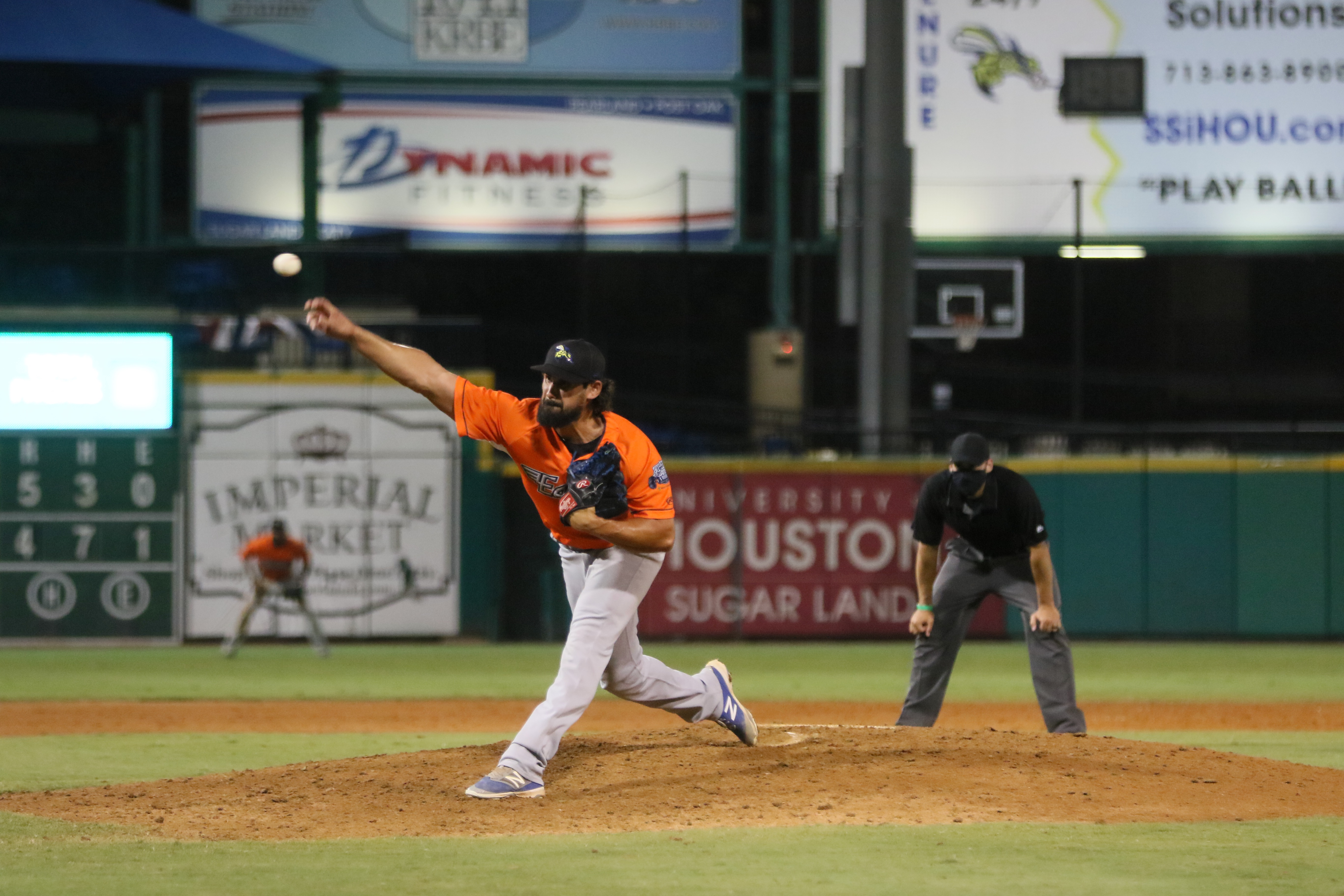 Miami Marlins Purchase Contract of RHP/OF Brett Eibner