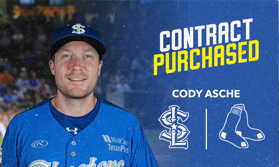 Boston Red Sox Purchase Contract of IF/OF Cody Asche