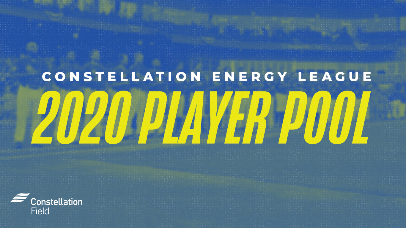 Constellation Energy League Announces Preliminary Player Pool
