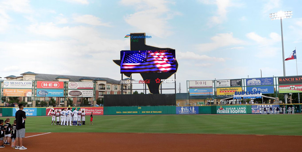 Skeeters to Install New LED Video Board at Constellation Field