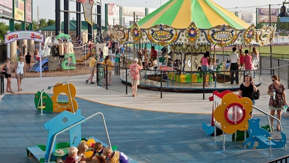 Children's Memorial Hermann Play Land